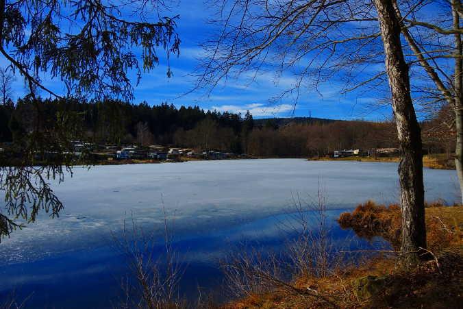 Bremer Teich Harzer Wandernadel Nr. 196