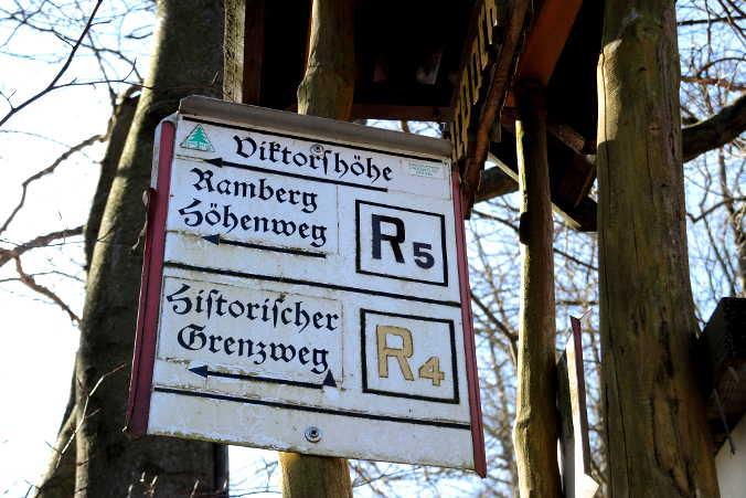grosse-Große Teufelsmühle Harzer Wandernadel Nr. 189 Viktorshöhe