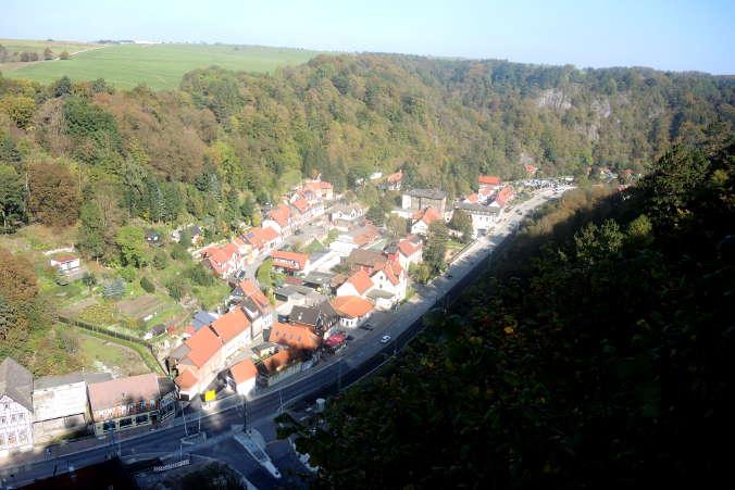 Hoher Kleef Rübeland Harzer Wandernadel Nr. 88