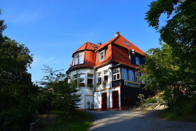 Gasthaus Armeleuteberg Wernigerode Harzer Wandernadel Nr. 35