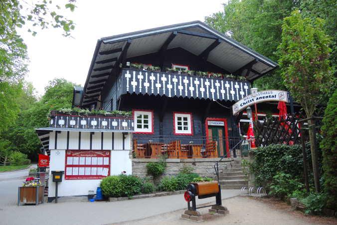 Gasthaus Christianental Wernigerode