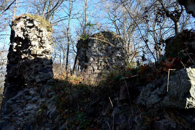Heinrichsburg bei Mägdesprung