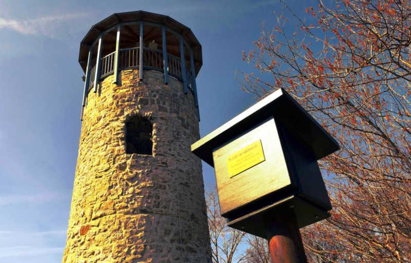 neue Stempelstellen 2016 #083 Austbergturm