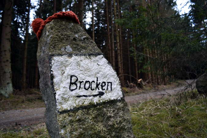 Brocken Heinrich-Heine-Weg