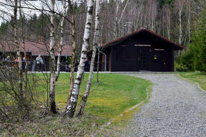 Rangerstation Scharfenstein Harzer Wandernadel Nr. 2