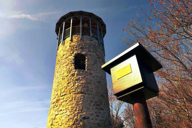 Austbergturm Harzer Wandernadel 83