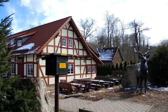 Gasthaus Todtenrode Harzer Wandernadel 65