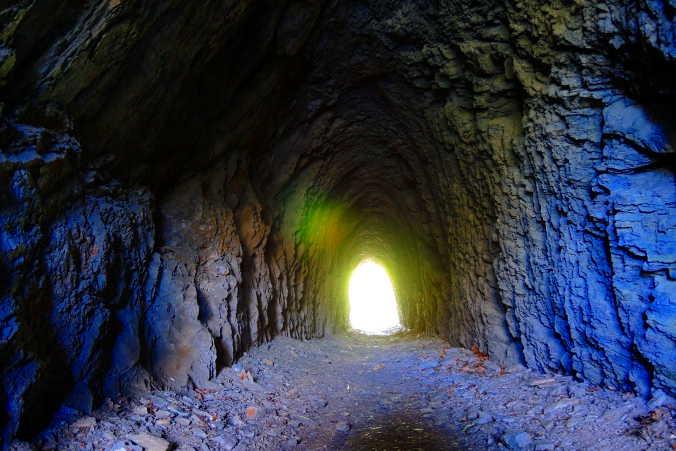Wilhelmsblick Tunnel Harzer Wandernadel 66