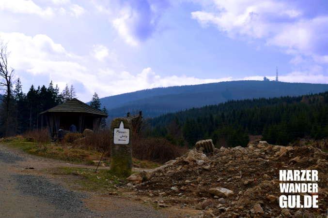 Bremer Hütte Harzer Wandernadel 6