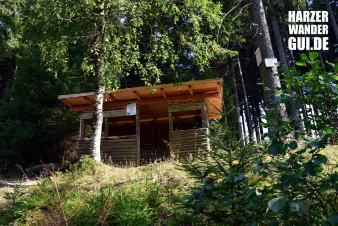 Stierbergsteich Harzer Wandernadel Stempelstelle 48