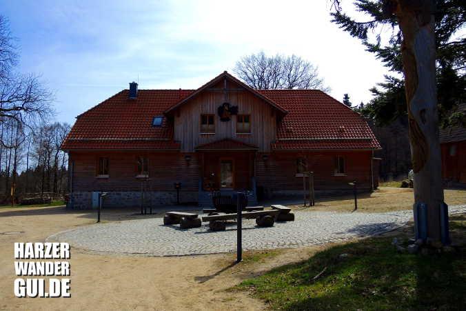 HohneHof Stempelstelle Harzer Wandernadel 174