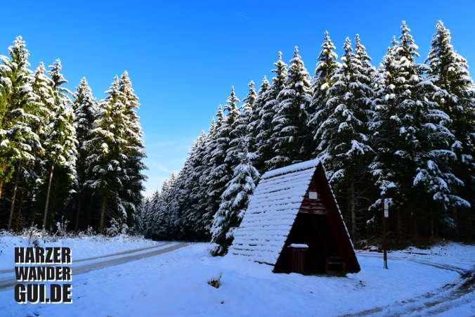 Walzenhütte Harzer Wandernadel Stempelstelle 50