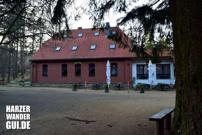 Plessenburg Stempelstelle Harzer Wandernadel 7
