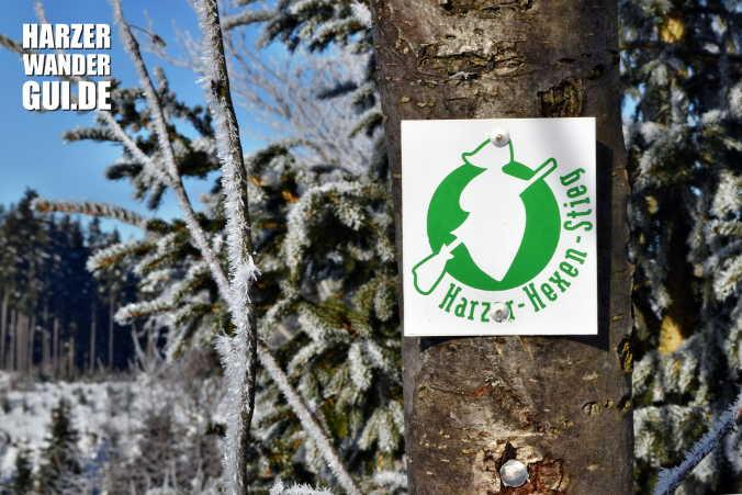 Wandernadel Harzer Hexenstieg