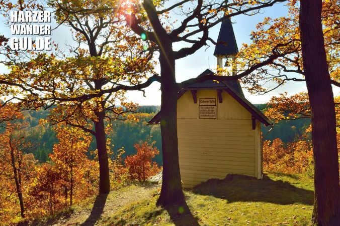 Harz-Bild des Monats Oktober 2017 #2: Köthener Hütte
