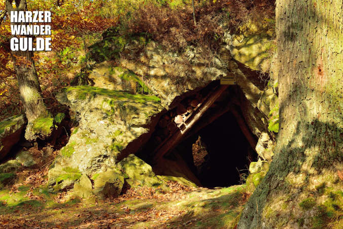 Pioniertunnel & Pionierweg