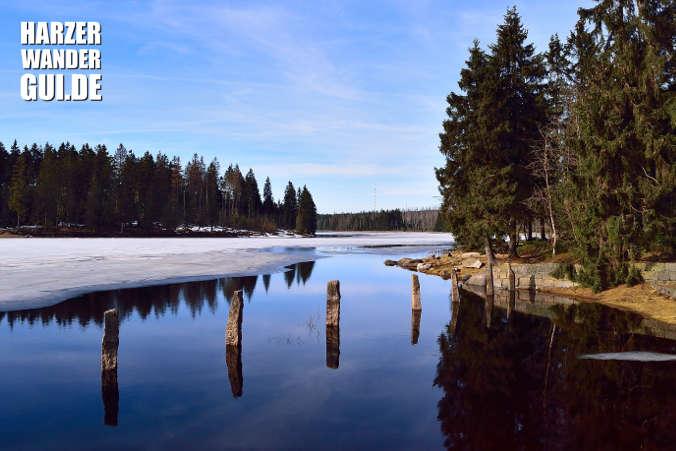 Überlauf Oderteich Harz