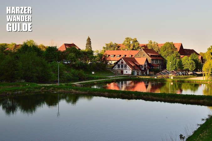 Klostergrund Michaelstein Harzer Wandernadel Stempelstelle 59
