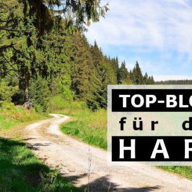 Top-Blogs für den Harz