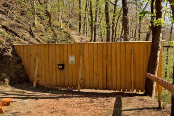 Wilhelmsblick (HWN #66): Die Mauer soll wieder weg