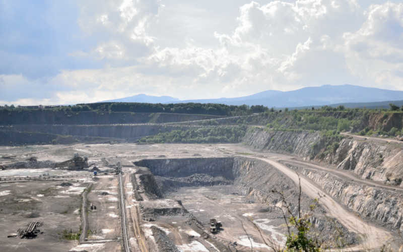 Tagebau Felswerke - Stempelstelle 39
