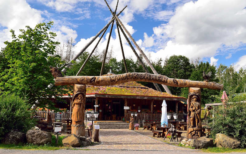 Köhlerhütte Stemberghaus