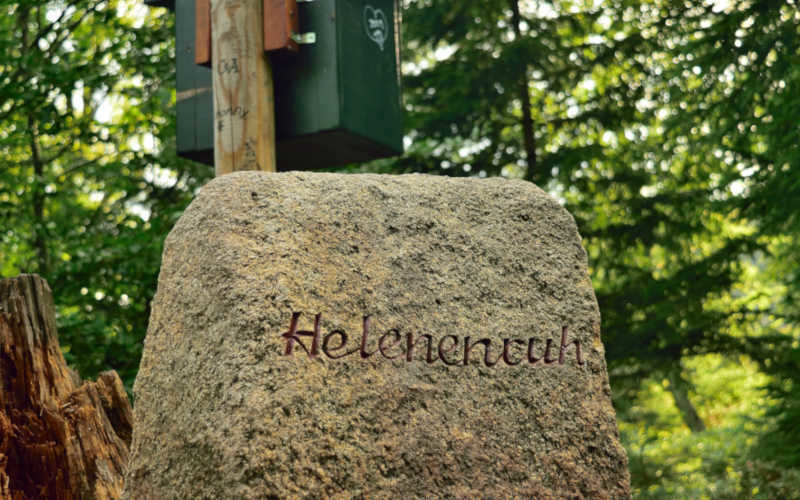 Helenenruh - Stempelstelle 21