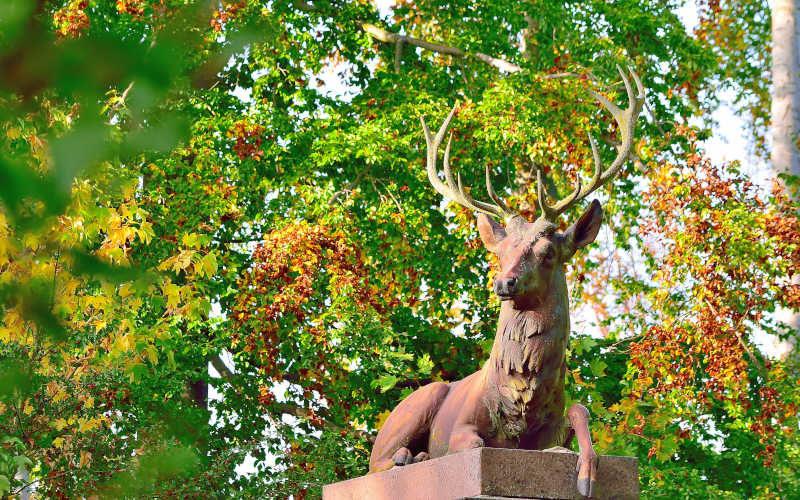 Pfeil-Denkmal - Stempelstelle 68