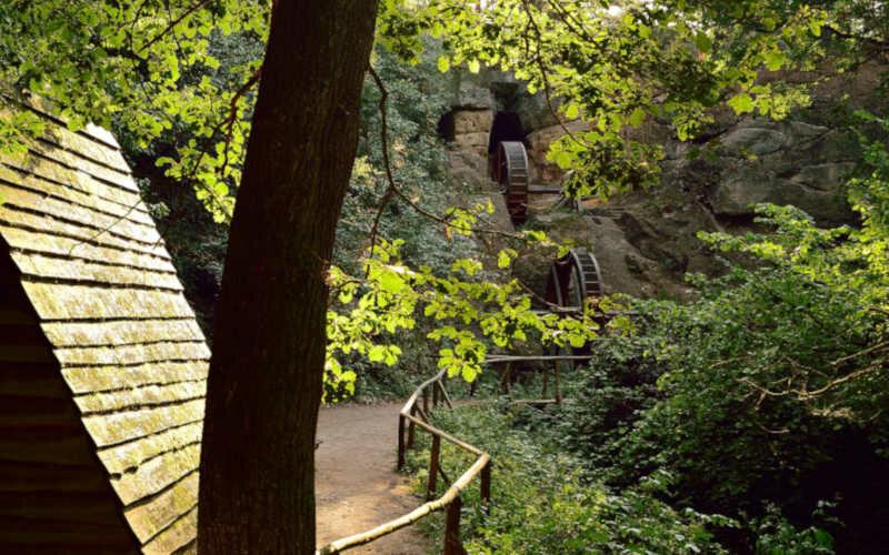 Regensteinmühle - Stempelstelle 82